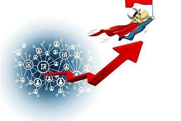 58家A股区块链概念股:超7成年报预喜,13家净利润有望翻番