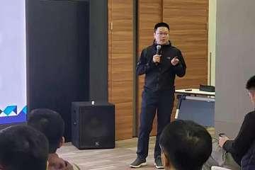 "HashKey Capital邓超:区块链投资正在由""纯技术故事"" 向 ""商业故事""转变"