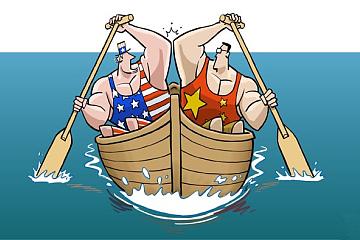 基于各自优势的战略选择:中美区块链发展的思维对比