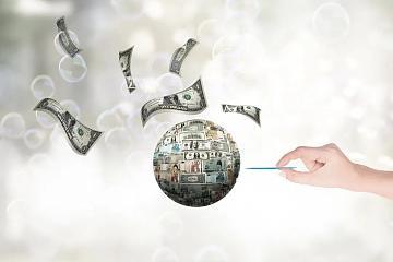 狂热、泡沫与崩溃,科技革命中的金融资本