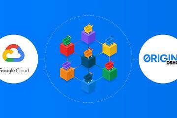 ORIGIN起源协议跟谷歌云市场合作,上线去中心化电商