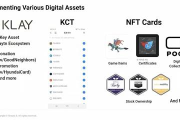 Kakao区块链Klaytn:将成为全球数字资产平台