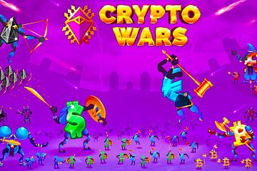 去中心化游戏协议CryptoWars登陆Uniswap,开启CWT流动性挖矿