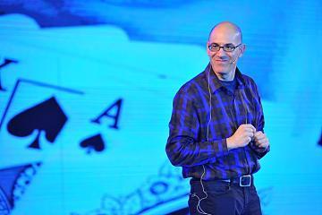 知名硅谷创业导师、Founders Space董事长史蒂夫·霍夫曼确认出席「范式转移:全球颠覆者大会」