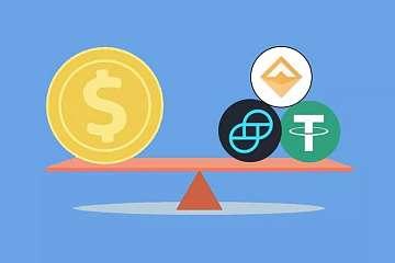 2020年至今稳定币净印钞数整体增长,前三大分别为:USDT、USDC和BUSD