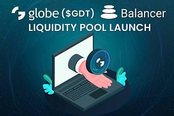 GlobeDX将在Balancer LBP拍卖1400万枚GDT代币