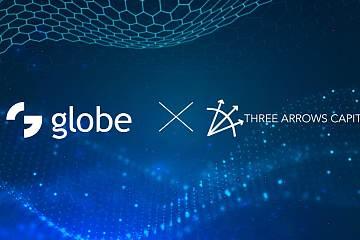 衍生品交易平台GlobeDX获Three Arrows Capital战略投资