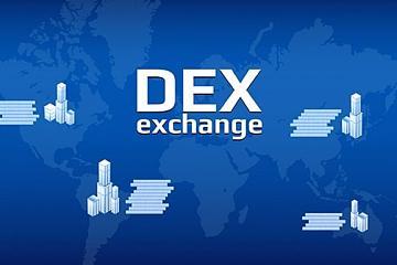 7月份去中心化交易所DEX交易量达到564.7亿美元,再次出现月度下降