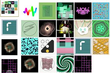 NFT生成艺术平台Art Blocks