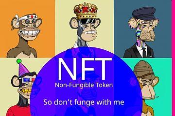 NFT有涨有跌,但更多是在涨——日渐疯狂的市场