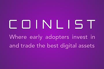 CoinList完成1亿美元A轮融资,估值达15亿美元