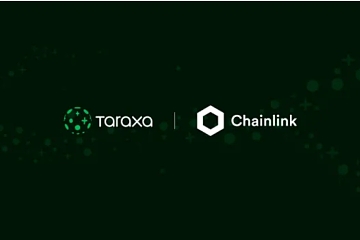 Taraxa将集成Chainlink时间戳预言机以追踪非正式交易协议