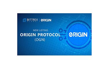 Bittrex Global上线Origin Protocol (OGN)通证