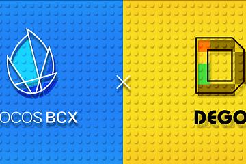 Cocos-BCX 与 DEGO 就 NFT 交易在 Treasureland 商城达成合作