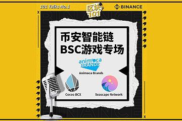 Binance 101 Talk::Cocos-BCX 将更注重创意和社区共识