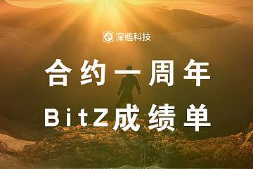 推出合约一周年,BitZ交出了怎样的成绩单?
