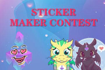 玩转Sticker Maker创意  深度传播链游文化