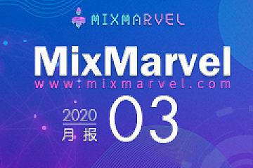 月度要闻 | MixMarvel新官网迎来全面升级 支付宝小程序贪吃蛇好评如潮