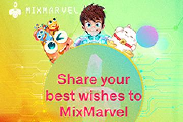 MixMarvel社群资讯 | Blessing Giveaway 海外社群有奖祝福征集