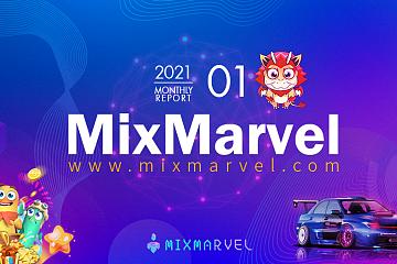MixMarvel将携手LeCube和MixMarvel Pocket开启2021新启航