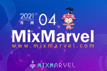 四月要闻|MixMarvel多个项目齐头并进,社群互动量再创新高