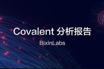 Covalent:区块链的基础建设,赋能生态未来