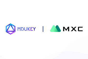 抹茶矿池正式当选MDUKEY验证节点,发力新隐私系统建设