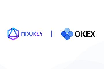 MDUKEY节点介绍之OKEx——全球著名的数字资产国际站之一