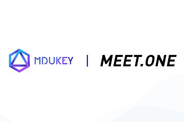 MDUKEY节点介绍之MEET.ONE——最优雅的区块链项目生态体验提供者