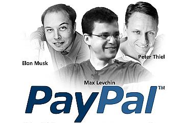 Paypal、马斯克与加密货币二三事