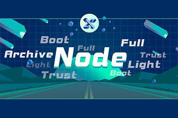 详解 Conflux 网络中的 5 种 Node