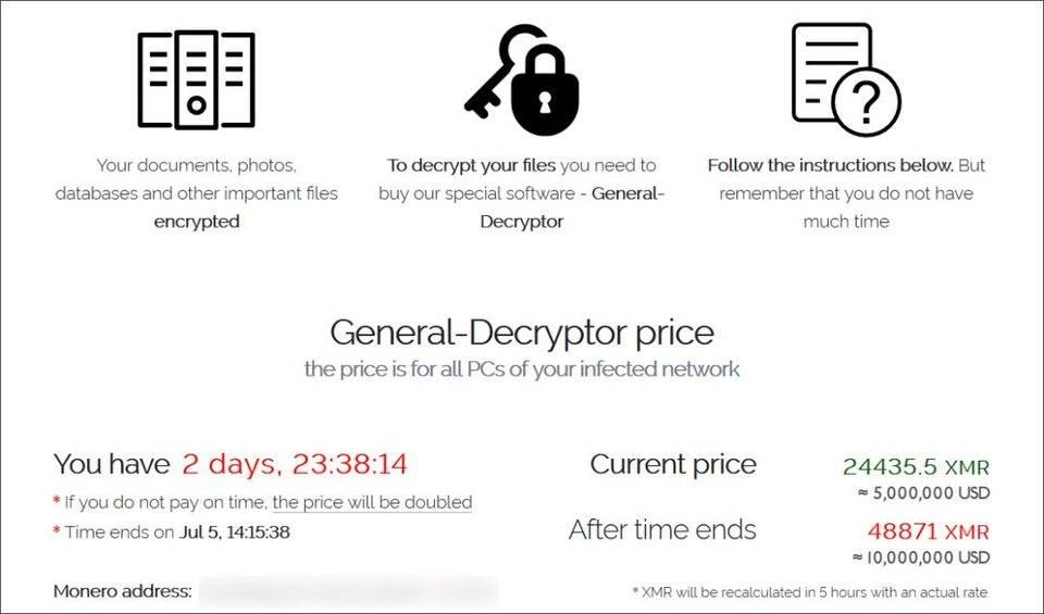 烤仔观察   还原最神秘的黑客组织—REvil