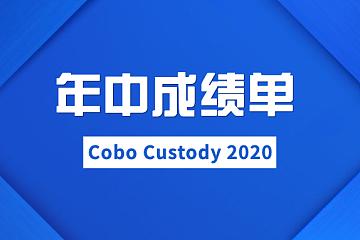 区块链创业「晴雨表」——Cobo Custody 的上半年