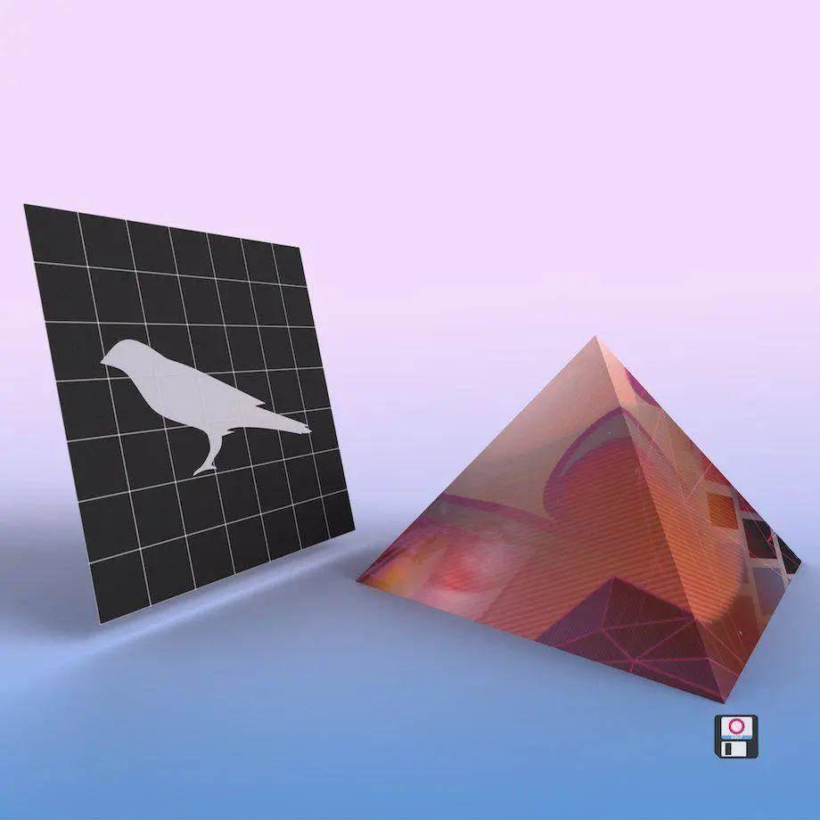 化生:加密之序|BCA X KUSAMA Network 艺术品征集大赛正式启动