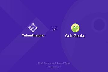 TokenInsight与CoinGecko达成全球战略合作,为其用户提供专业评级与研究内容