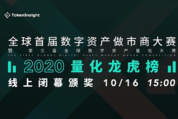 TokenInsight&Gate.io首届全球数字资产做市商大赛暨第三届量化大赛闭幕