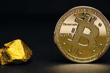 比特币与黄金:对未来投资品的重新思考