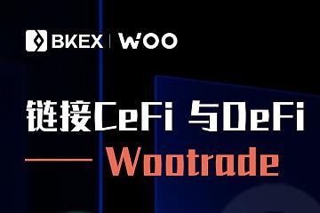 链接CeFi 与DeFi—— Wootrade