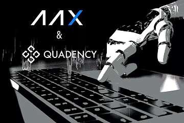 AAX与Quadency达成合作 利用市场波动轻松获益