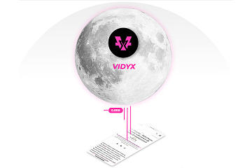 Vidy基于波场正式发布VIDYX,构建加密货币全生态体系布局全球市场