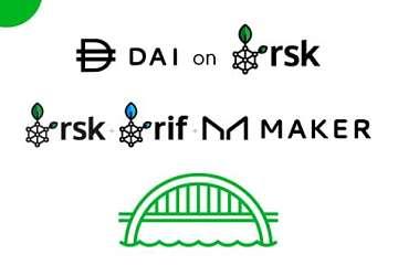 RSK和MakerDAO合作,通过rDAI联合以太坊和比特币双方力量