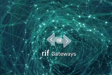 55秒视频告诉你什么是RIF网关服务~