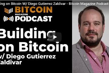 Diego Bitcoin Magazine 播客采访记录