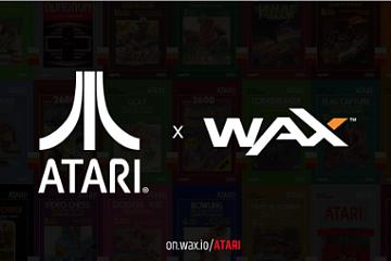 游戏鼻祖雅达利Atari与NFT之王WAX的结合会碰撞出怎样的火花?