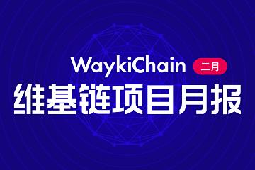 维基链WICC | 2021年02月项目进展月报