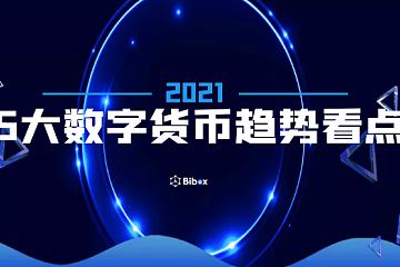 Bibox盘点:2021年5大数字货币趋势看点