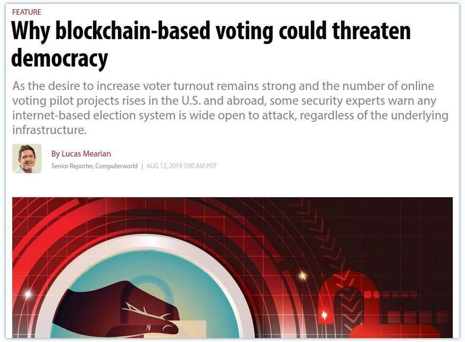Vitalik Buterin 澄清区块链投票的两个误解:它为何被低估了?
